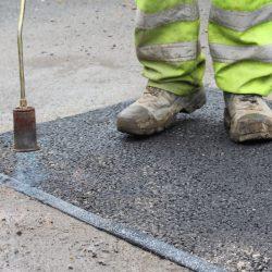 Pothole Repairs in Blackham