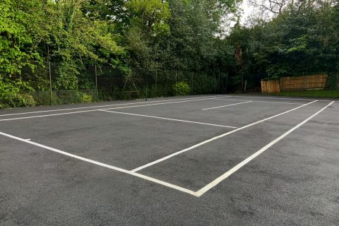 School Play Area Surfacing in Eastry CT13