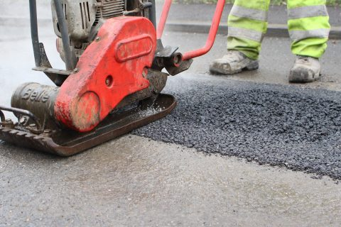 Pothole Repair Specialists in Blackham